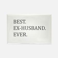 Best Ex-husband Ever Magnets