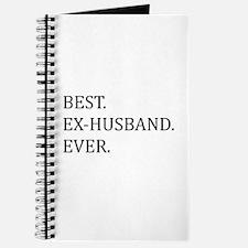 Best Ex-husband Ever Journal