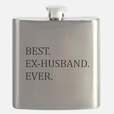 Best Ex-husband Ever Flask