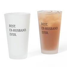 Best Ex-husband Ever Drinking Glass