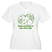 clev Plus Size T-Shirt