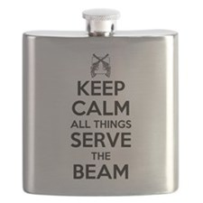 Keep Calm #2 Flask
