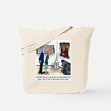Mop and Bucket, Object de Art Tote Bag
