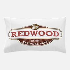 Redwood National Park Pillow Case