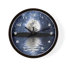 Between Heaven And Earth Wall Clock