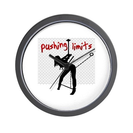 Pushing Limits Wall Clock