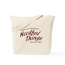 Needful Things (LRD #7) Tote Bag