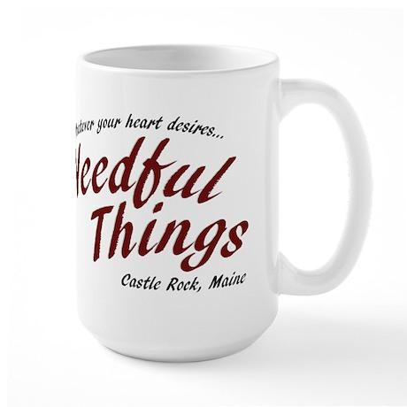Needful Things (LRD #7) Large Mug