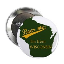 "Beer me! 2.25"" Button"