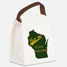 Beer me! Canvas Lunch Bag