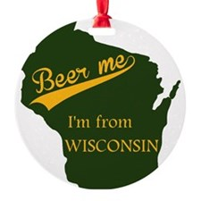Beer me! Ornament