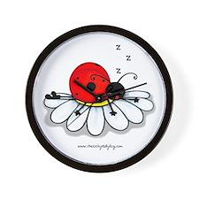 Unique Ladybug Wall Clock