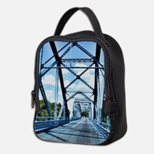 Blue Bridge 3 Neoprene Lunch Bag