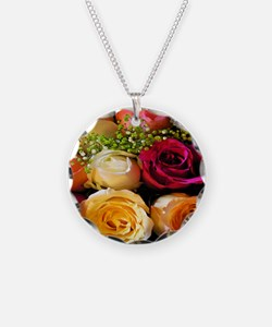 roses ornament  Necklace
