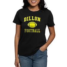 Dillon Football Tee