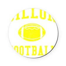 Dillon Football Cork Coaster