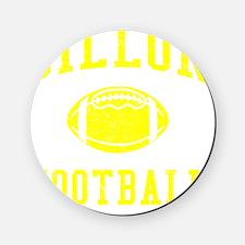 Dillon Football Cork Coaster