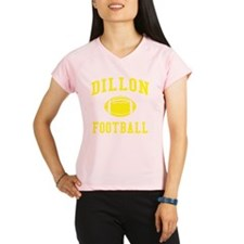 Dillon Football Performance Dry T-Shirt