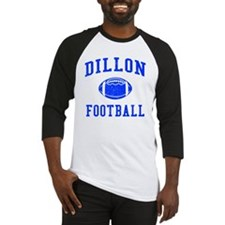 Dillon Football Baseball Jersey