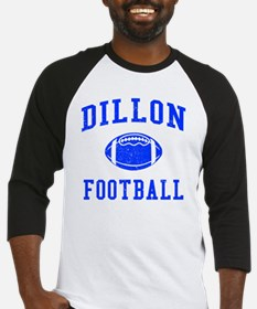 Dillon Football Baseball Jersey
