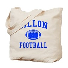 Dillon Football Tote Bag