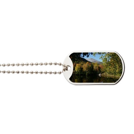 Whiteface P Large framed Dog Tags