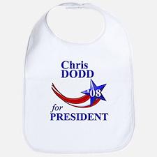 Chris Dodd for President Bib