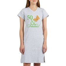 fabulousII_50 Women's Nightshirt