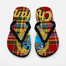 chat13.5x13.5-a Flip Flops