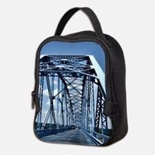 Blue Bridge 1 Neoprene Lunch Bag
