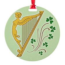ireland-harp_j Ornament