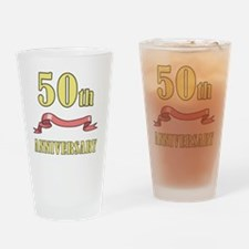 ribbon_50 Drinking Glass