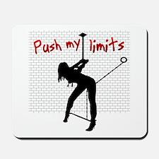 Push my limits Mousepad