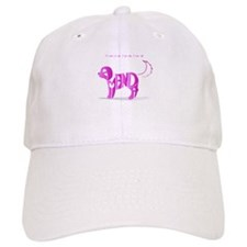 Amanda pink puppy Baseball Cap