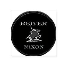 """reiver rnd nixon Square Sticker 3"""" x 3"""""""