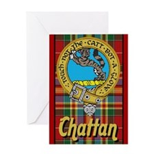 chat12x18-a Greeting Card