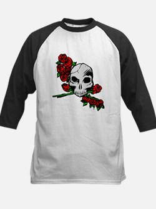 Rose Skull Tee