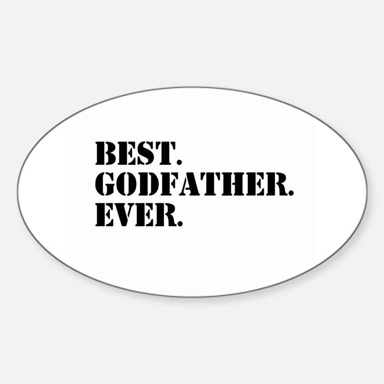 Best Godfather Ever Decal