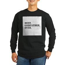Best Godfather Ever Long Sleeve T-Shirt