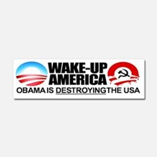 communist-anti-obama-2012-antiob Car Magnet 10 x 3