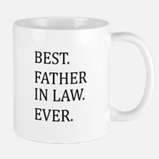 Best Father-in-law Ever Mugs