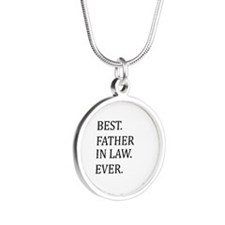 Best Father-in-law Ever Necklaces