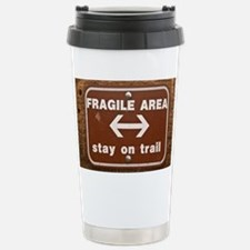 Fragile12by9 Stainless Steel Travel Mug