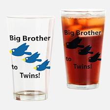 birdsbigbrotheroftwins Drinking Glass