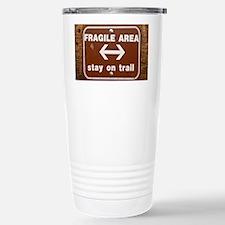 Fragile11by9 Stainless Steel Travel Mug