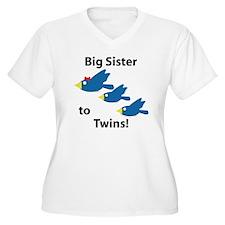 birdsbigsisteroft T-Shirt