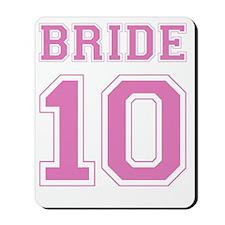 bride101 Mousepad