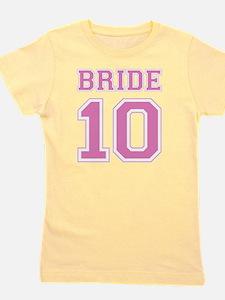 bride101 Girl's Tee