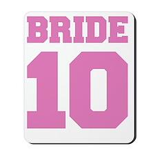 bride102 Mousepad