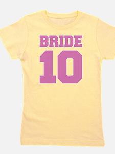 bride102 Girl's Tee